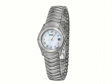 Ladies Mop  Dial Ebel Wave