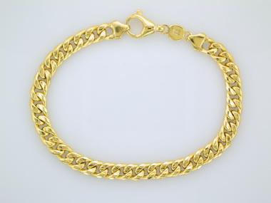 Gents Curb Link Bracelet