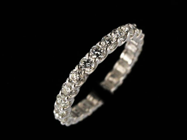 1.61 ctw Eternity Band