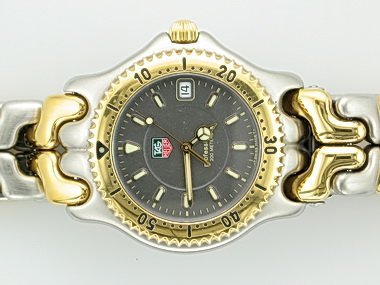 Gents TAG Heuer SEL quartz
