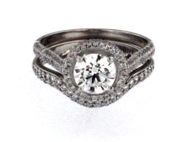 Platinum Engagement Set
