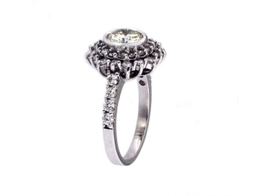 2.10 ctw Diamond Ring