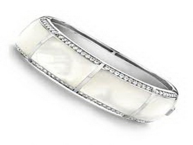 Mother of Pearl Bangle