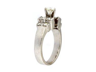 1.28 ctw Diamond Ring