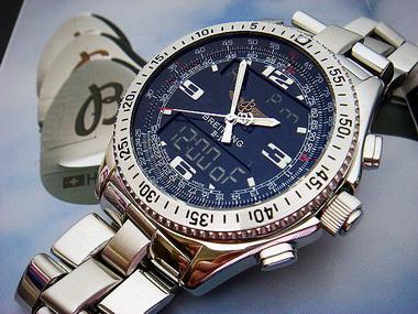 Breitling B-1 Digital Chronograph
