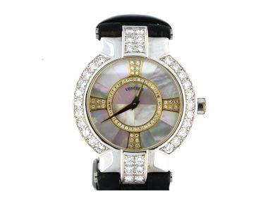 Ladies Diamond Concord Watch