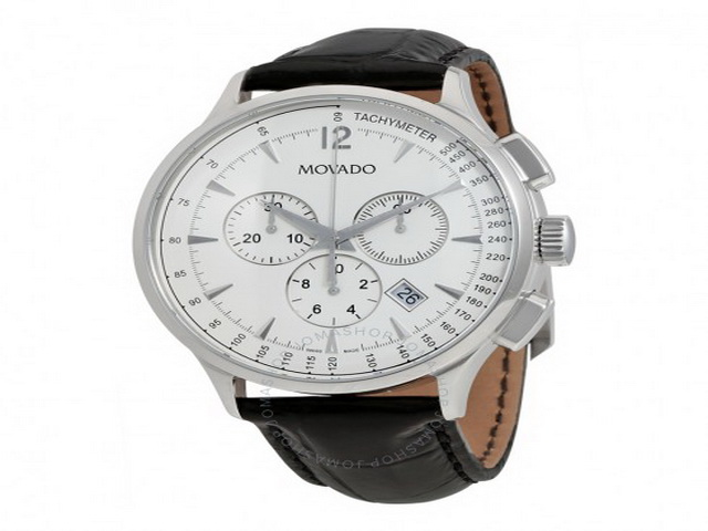 Gents Movado Circa Quartz Chrono Watch