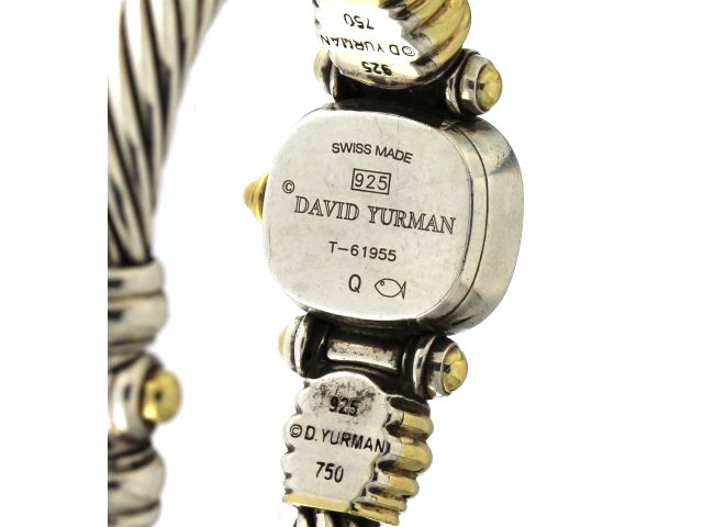 Ladies David Yurman Watch