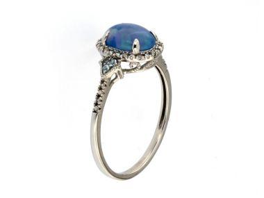 10KT Opal Ring