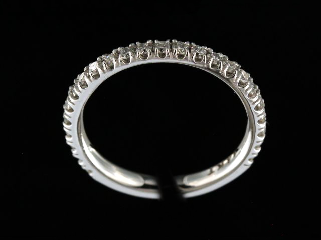 14KT Diamond Wedding Band