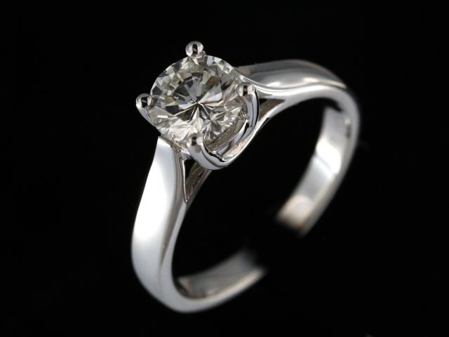 1.08 ct Engagement Ring