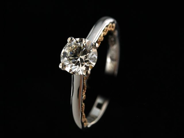 1.05 ct Engagement Ring