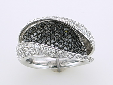 1.71ctw Fancy Dia Ring