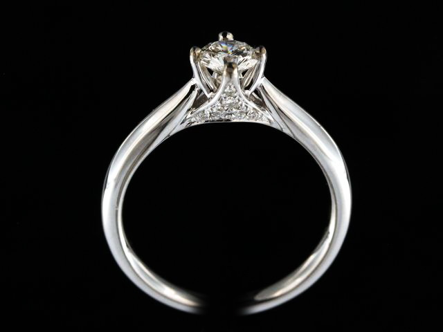 0.51 ctw Diamond Ring