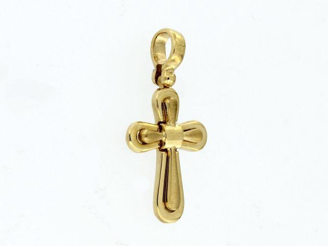 14KT Yellow Gold Cross