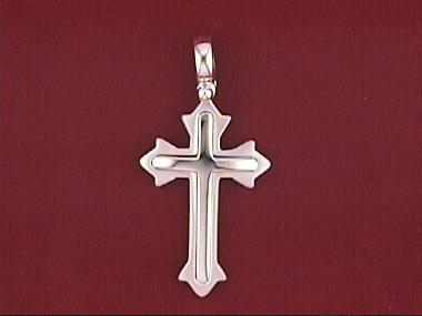 14kt Cross