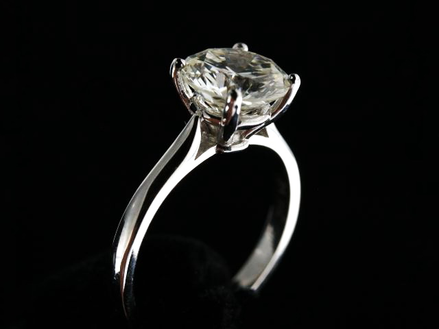 2.19 ct Solitaire Ring