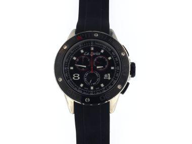 La Swiss Quartz Chronograph