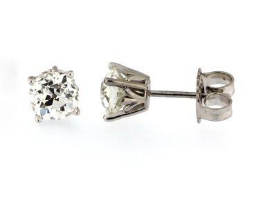 1.65 ctw Diamond Studs