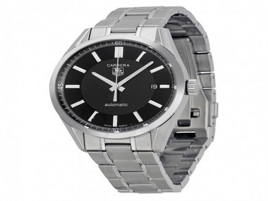 Tag Heuer Carrera Automatic (Blk Face)