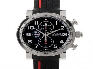 Graham Silverstone Automatic Chronograph