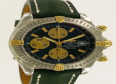Breitling Chronomat Evolution Mens Watch