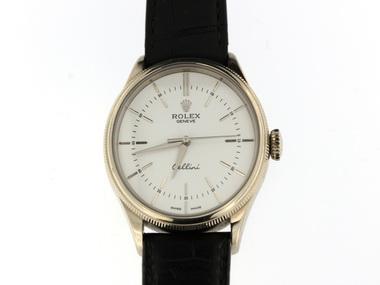 Rolex Cellini 18K Automatic Men's Watch