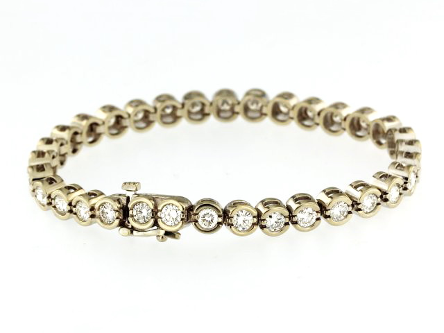 4.70 ct Diamond Bracelet