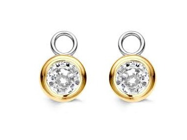 Cubic Earring Charms