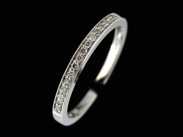 0.16 ctw Diamond Band