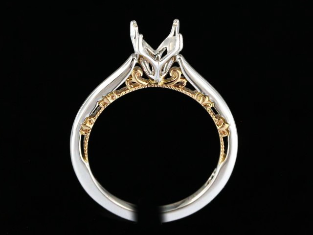 14KT Engagement Ring