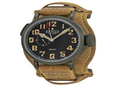 Zenith Montre D'Aeronef Automatic Watch