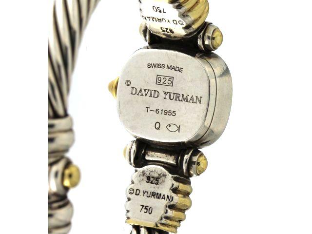 Ladies David Yurman Watch