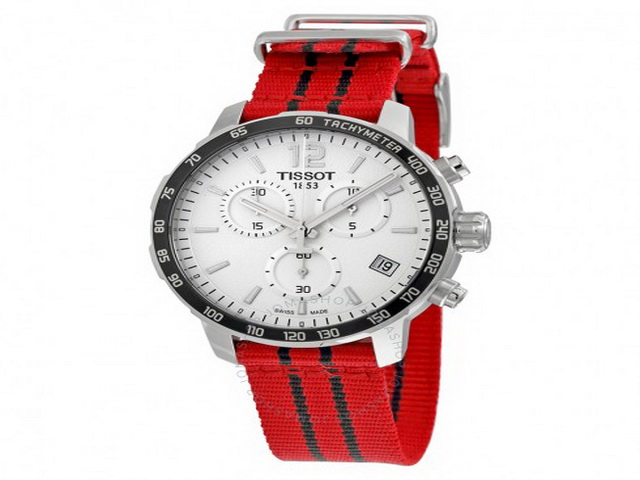Tissot Quickster Chicago Bulls Edition