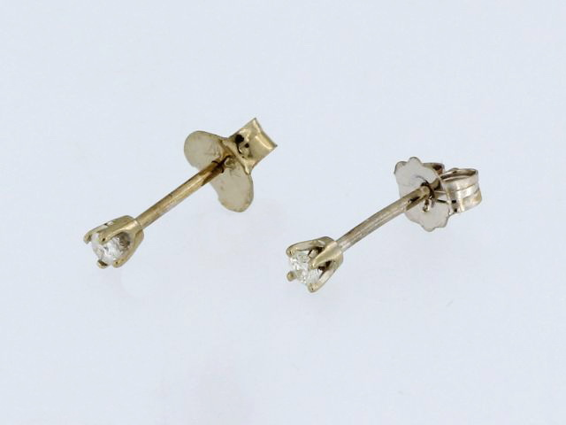 0.08 ctw Diamond Studs