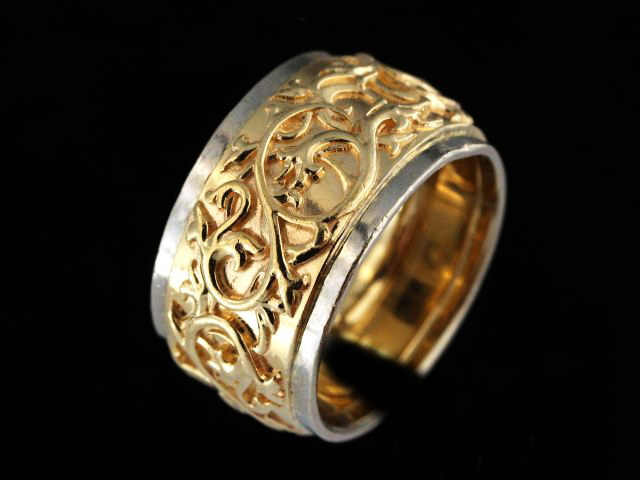 14KYW Designed Wedding Band