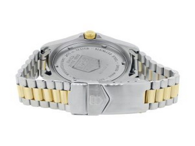 Tag Heuer Two-Tone Quartz Watch