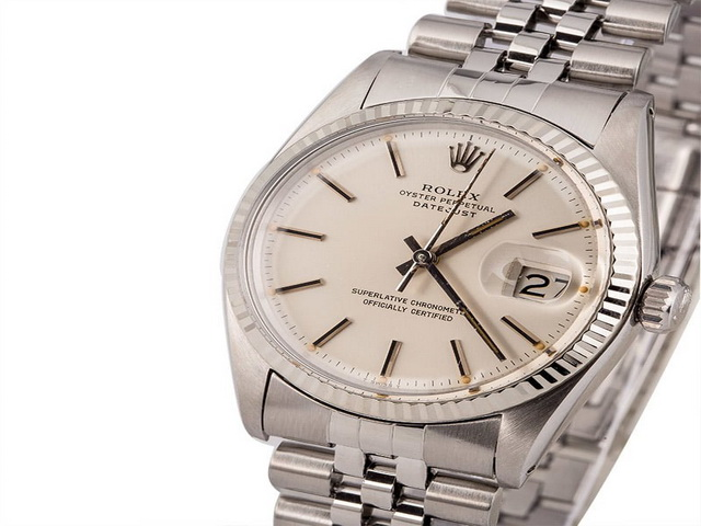Rolex Oyster Perpetual DateJust SS
