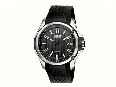Gents Black Dial DRIVE Eco-Drive