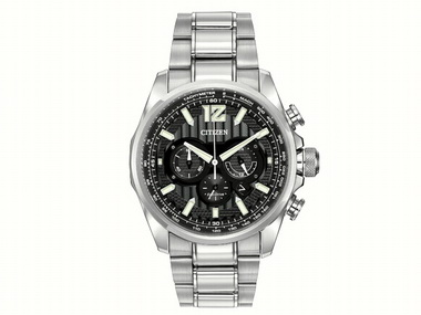 Gents Eco-Drive Shadowhawk