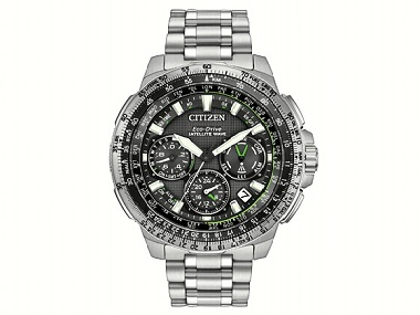 Gents GPS Eco Drive