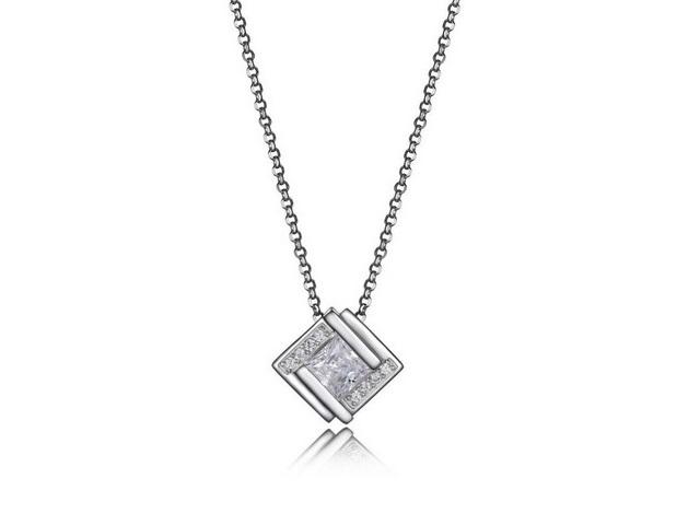 Square Cubic Pendant