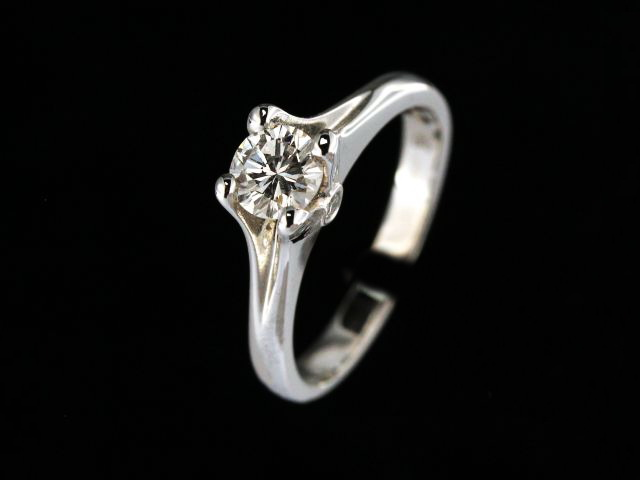 0.55 ctw Engagement Ring