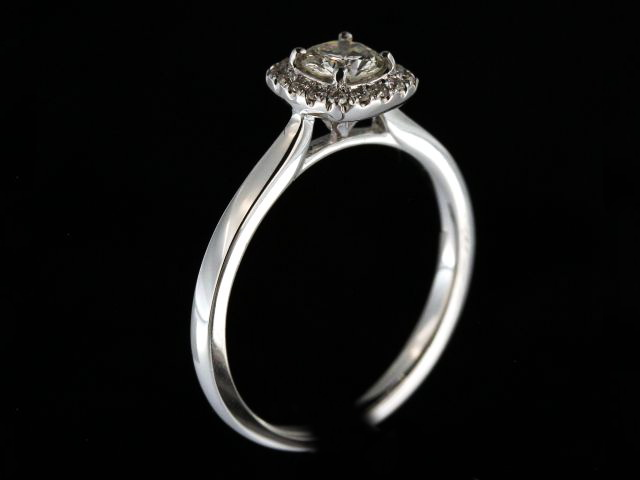 0.48 ctw Engagement Ring