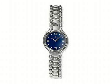 Ladies Beluga Diamond Blue Dial