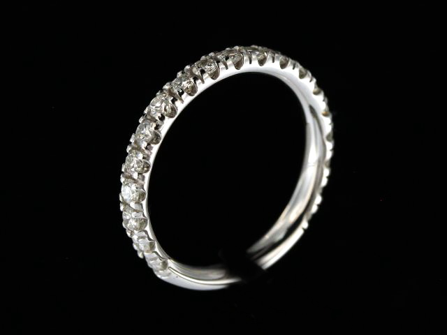 0.65 ctw Diamond Band