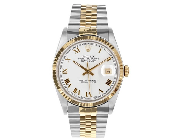 Gent's Oyster Perpetual Datejust TT 36