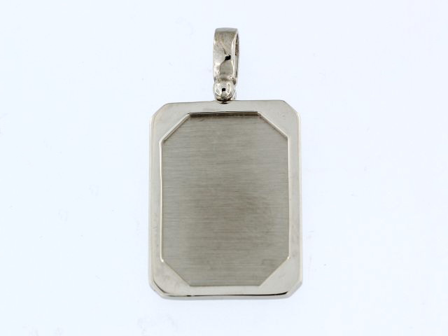 Engravable Dog Tag