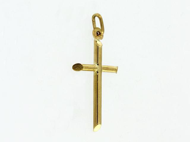 18KT Gold Cross