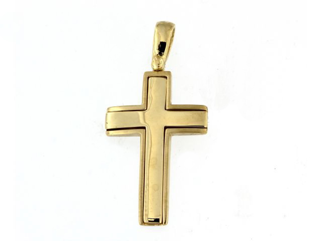 14KT Gold Cross